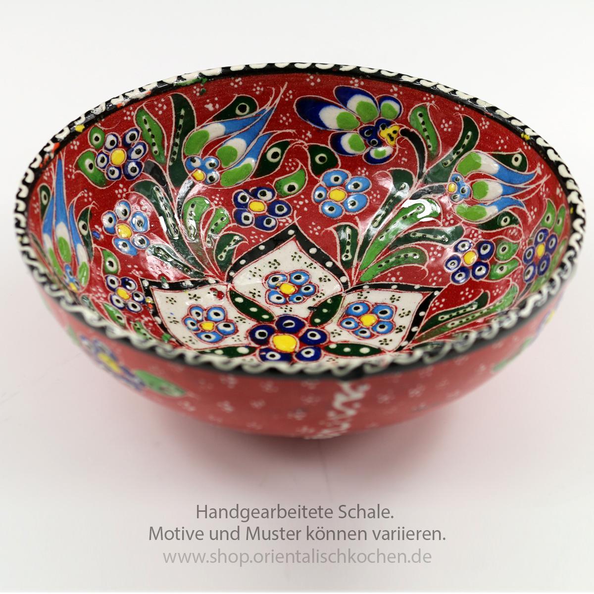 Keramikschalen bei Orientalischkochen, 21465 Wentorf