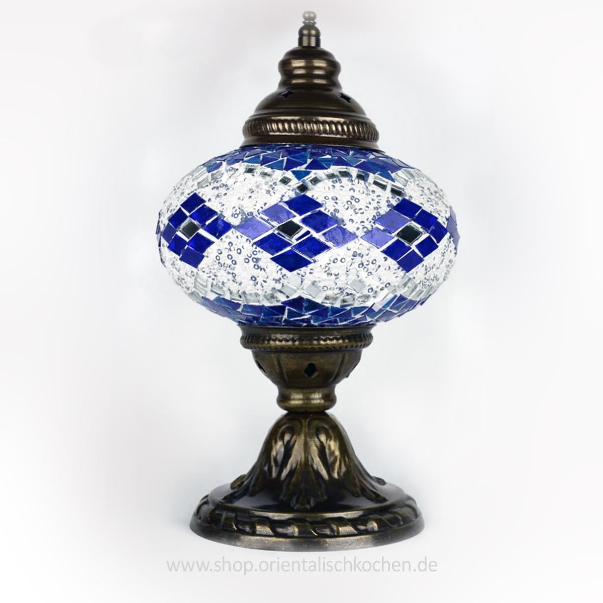 Mosaiklampen bei Orientalischkochen, 21465 Wentorf